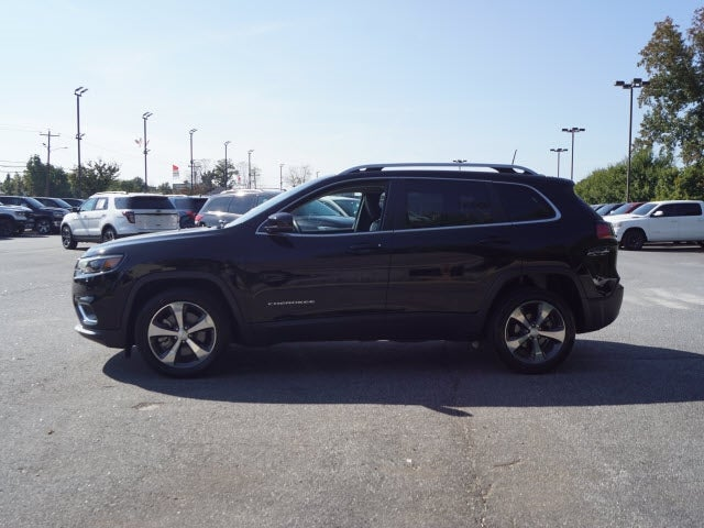 2019 Jeep Cherokee Limited In Statesville, NC   Black Chrysler Dodge Jeep  Ram