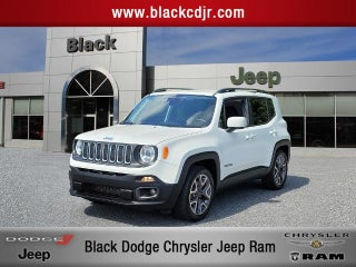 Black Jeep Renegade >> 2018 Jeep Renegade Latitude In Statesville Nc Charlotte Jeep